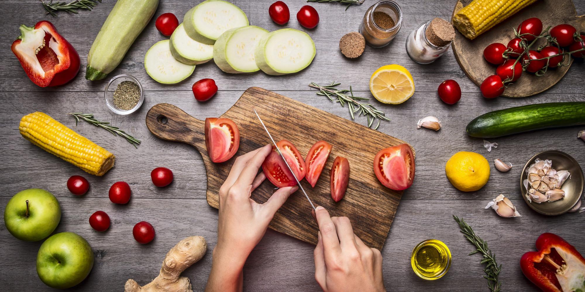غذای سالم ایرانی