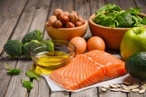 کتوژنیک و غذای سالم