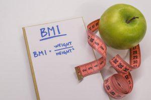 شاخص توده بدنی(BMI)