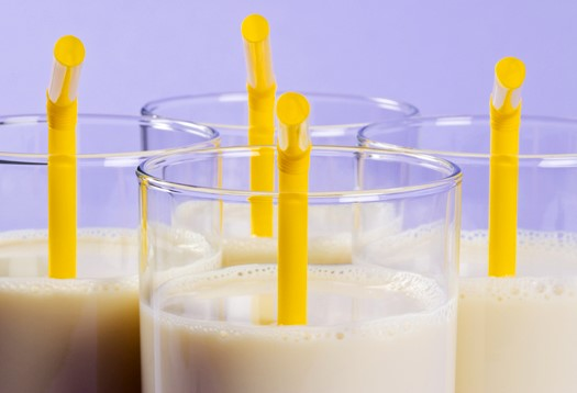 درمان کبد چرب با پروتئین سویا