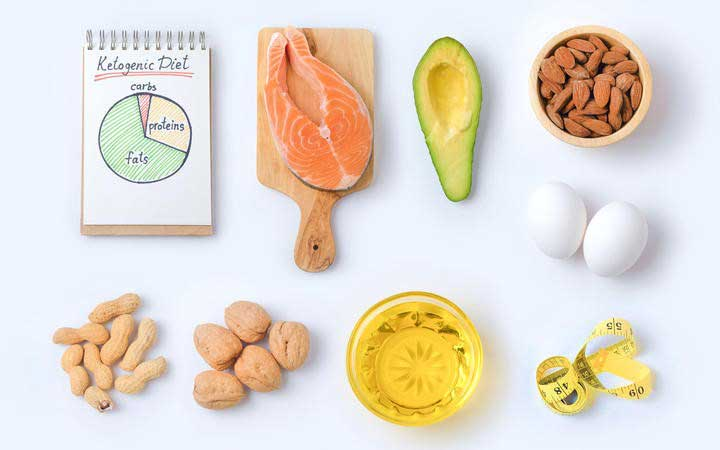 تغذیه در تثبیت رژیم کتوژنیک